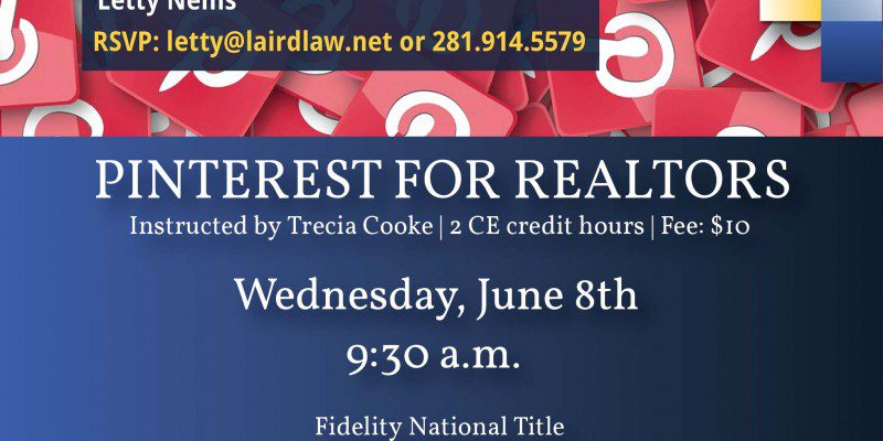 FB_Pinterest, Letty Nehls, Fidelity National Title, The Laird Law Firm, Jeff Laird, 1512 Heights blvd. Houston Heights, Real Estate, Title company, 77008